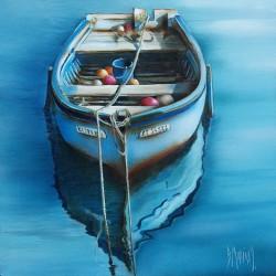 Turquoise (toile)